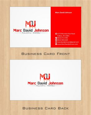 Programmer Business Cards and Stationery  Draft # 105 by Deck86