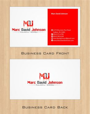 Programmer Business Cards and Stationery  Draft # 106 by Deck86