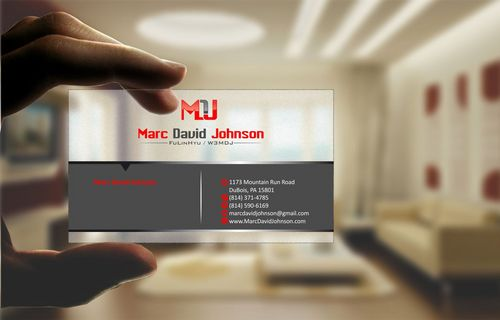 Programmer Business Cards and Stationery  Draft # 110 by Deck86