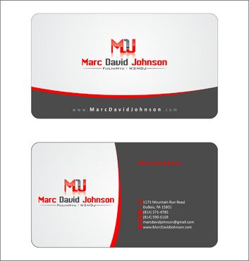 Programmer Business Cards and Stationery  Draft # 113 by Deck86