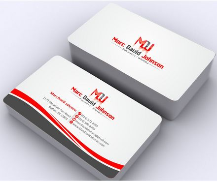 Programmer Business Cards and Stationery  Draft # 120 by Deck86