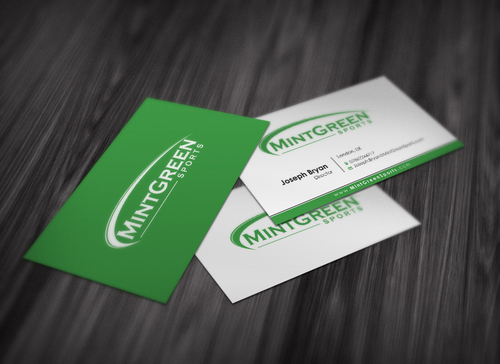 Business cards, stationary + email signature Business Cards and Stationery  Draft # 3 by GenBullzzzz