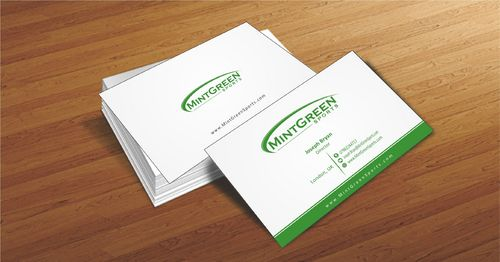 Business cards, stationary + email signature Business Cards and Stationery  Draft # 79 by Deck86