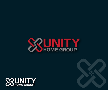 Unity Home Group A Logo, Monogram, or Icon  Draft # 372 by nesgraphix