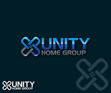 Unity Home Group A Logo, Monogram, or Icon  Draft # 376 by nesgraphix