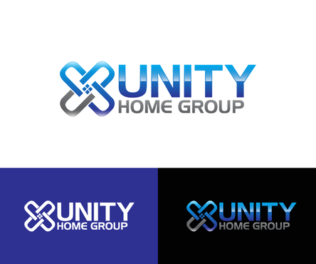 Unity Home Group A Logo, Monogram, or Icon  Draft # 377 by nesgraphix