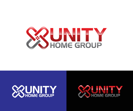 Unity Home Group A Logo, Monogram, or Icon  Draft # 378 by nesgraphix