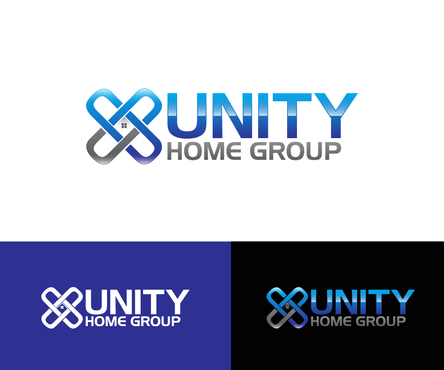 Unity Home Group A Logo, Monogram, or Icon  Draft # 391 by nesgraphix