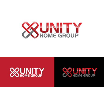 Unity Home Group A Logo, Monogram, or Icon  Draft # 392 by nesgraphix
