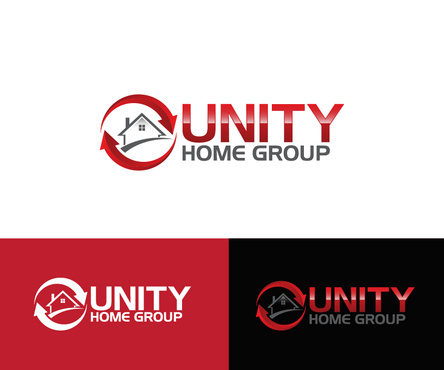 Unity Home Group A Logo, Monogram, or Icon  Draft # 420 by nesgraphix