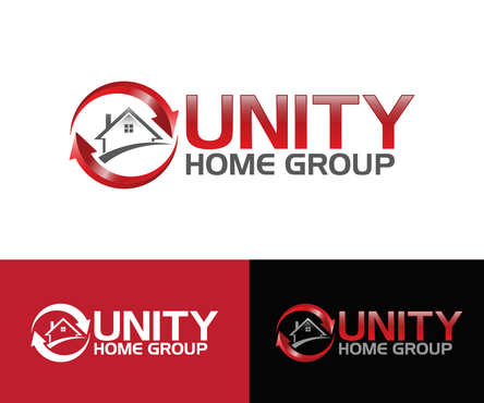 Unity Home Group A Logo, Monogram, or Icon  Draft # 421 by nesgraphix