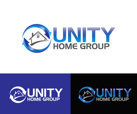 Unity Home Group A Logo, Monogram, or Icon  Draft # 422 by nesgraphix
