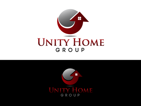 Unity Home Group A Logo, Monogram, or Icon  Draft # 424 by 1stimer
