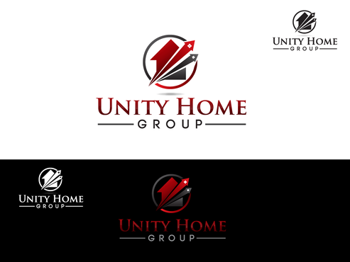 Unity Home Group A Logo, Monogram, or Icon  Draft # 449 by 1stimer