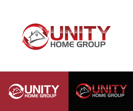 Unity Home Group A Logo, Monogram, or Icon  Draft # 452 by nesgraphix