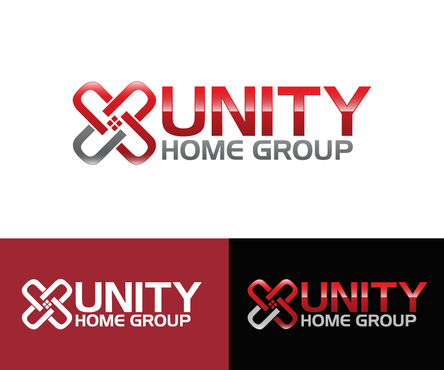 Unity Home Group A Logo, Monogram, or Icon  Draft # 453 by nesgraphix