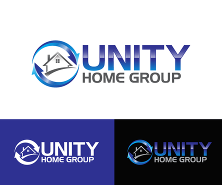 Unity Home Group A Logo, Monogram, or Icon  Draft # 454 by nesgraphix