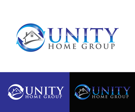 Unity Home Group A Logo, Monogram, or Icon  Draft # 461 by nesgraphix
