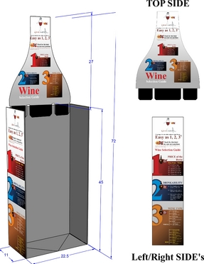 "winenerds ""1,2,3 Wine Selection Guide"""