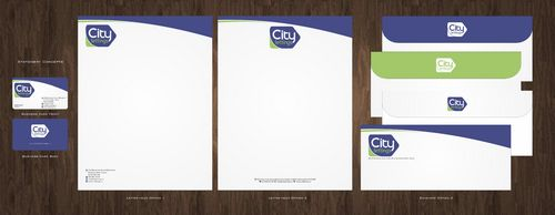 City Lettings  Business Cards and Stationery  Draft # 66 by Deck86