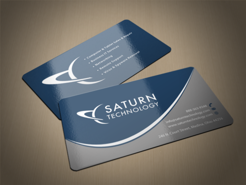 Elegant Business Cards Business Cards and Stationery  Draft # 79 by einsanimation