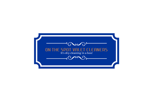 On The Spot Valet Cleaners A Logo, Monogram, or Icon  Draft # 6 by budidesign