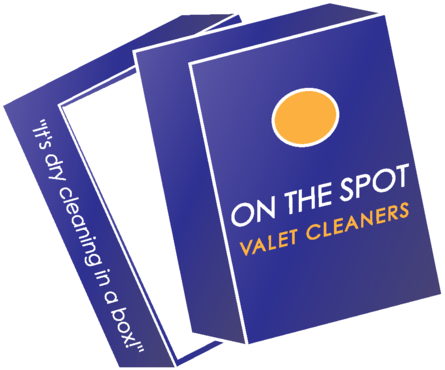 On The Spot Valet Cleaners A Logo, Monogram, or Icon  Draft # 23 by FiddlinNita