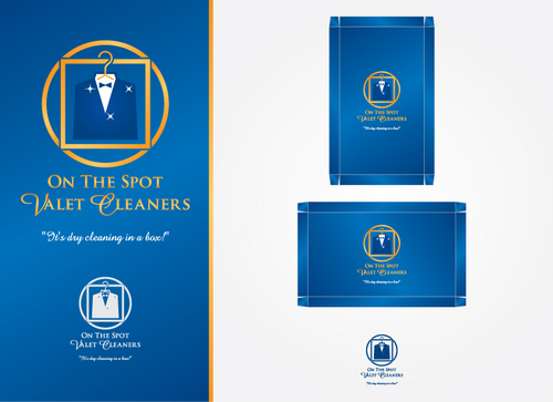 On The Spot Valet Cleaners A Logo, Monogram, or Icon  Draft # 58 by inidisain