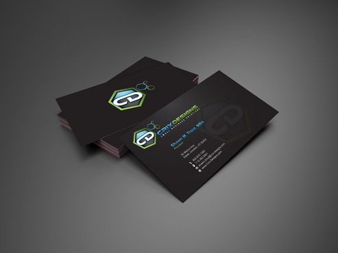 Crix Designs Business Cards and Stationery  Draft # 37 by sevensky