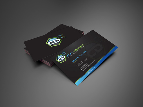 Crix Designs Business Cards and Stationery  Draft # 38 by sevensky