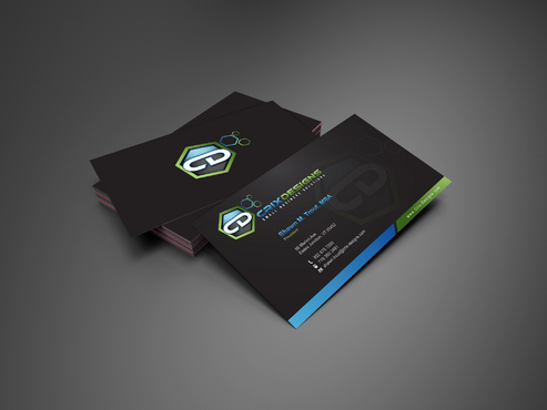 Crix Designs Business Cards and Stationery  Draft # 39 by sevensky