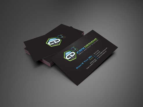 Crix Designs Business Cards and Stationery  Draft # 40 by sevensky