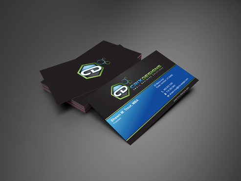 Crix Designs Business Cards and Stationery  Draft # 42 by sevensky