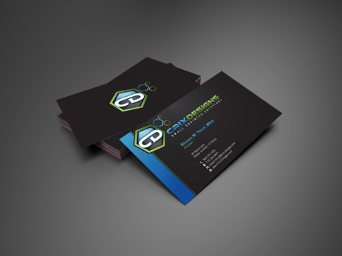 Crix Designs Business Cards and Stationery  Draft # 47 by sevensky