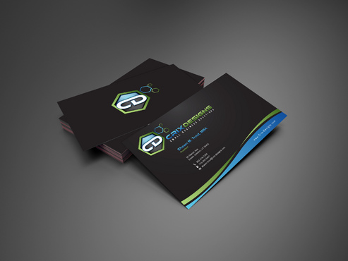 Crix Designs Business Cards and Stationery  Draft # 48 by sevensky