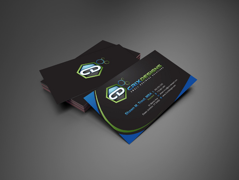 Crix Designs Business Cards and Stationery  Draft # 49 by sevensky