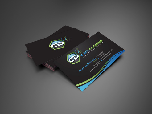 Crix Designs Business Cards and Stationery  Draft # 50 by sevensky