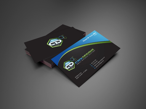 Crix Designs Business Cards and Stationery  Draft # 52 by sevensky