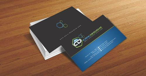 Crix Designs Business Cards and Stationery  Draft # 120 by Deck86