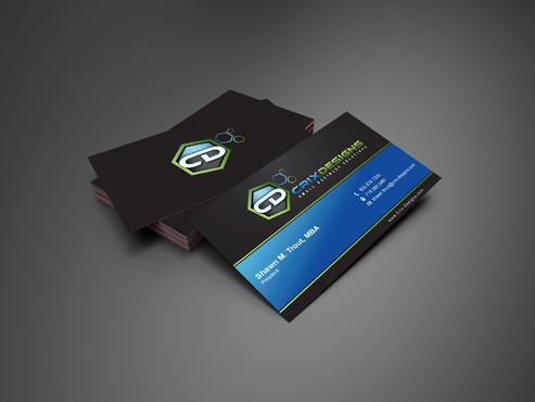 Crix Designs Business Cards and Stationery  Draft # 202 by sevensky