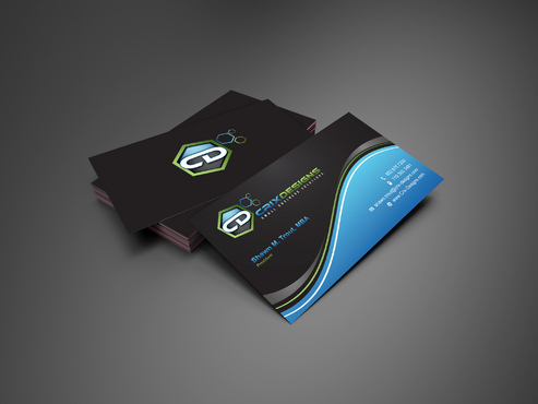 Crix Designs Business Cards and Stationery  Draft # 204 by sevensky