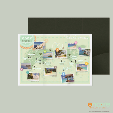 travel agency Marketing collateral  Draft # 13 by sylvian