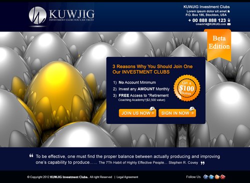 KUWJIG Investment Clubs