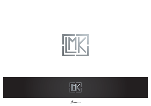 "the letters ""LMK"" A Logo, Monogram, or Icon  Draft # 37 by mihai2511"