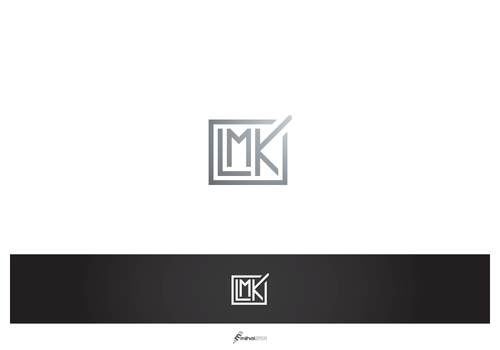 "the letters ""LMK"" A Logo, Monogram, or Icon  Draft # 38 by mihai2511"