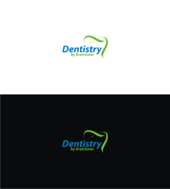 Dentistry by Kretchmer  A Logo, Monogram, or Icon  Draft # 21 by TrueLove