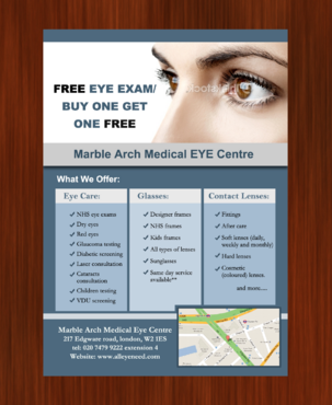 marble arch medical eye centre