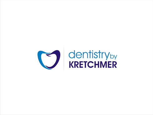 Dentistry by Kretchmer  A Logo, Monogram, or Icon  Draft # 68 by kirans