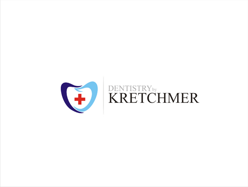 Dentistry by Kretchmer  A Logo, Monogram, or Icon  Draft # 69 by kirans