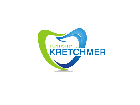 Dentistry by Kretchmer  A Logo, Monogram, or Icon  Draft # 83 by kirans
